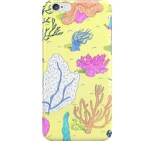 corals iPhone Case/Skin