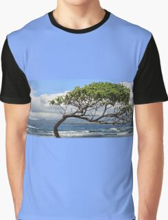 Waiehu Panorama Graphic T-Shirt