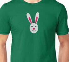 Rabbit with ribbon Unisex T-Shirt