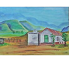 South Africa. Northern Cape Landscape by Jane Flowers Photographic Print