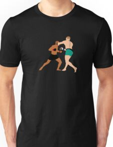 """""""Precision beats power and timing beats speed"""" Unisex T-Shirt"""