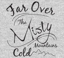 Misty Mountains - Distressed by Adaline Kendrick