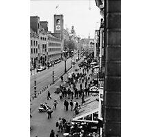 Amsterdam (b/w film) Photographic Print