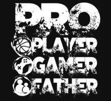Pro player gamer father One Piece - Long Sleeve