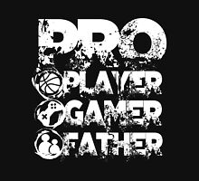 Pro player gamer father T-Shirt
