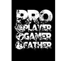 Pro player gamer father Photographic Print