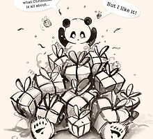 Giftmas by Panda And Polar Bear