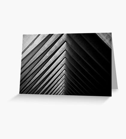Dutch Angle #2 Greeting Card