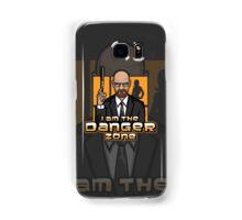 I am The Danger Zone Samsung Galaxy Case/Skin