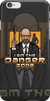 I am The Danger Zone by TrulyEpic