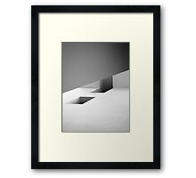 Librarian Abstract Framed Print