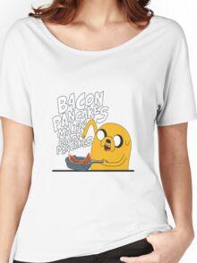 Bacon pancake Women's Relaxed Fit T-Shirt