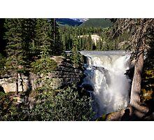 Athabasca Falls 3 Photographic Print