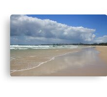 Morning clouds on Dreamtime .. Canvas Print
