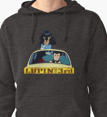 LUPIN The Third Pullover Hoodie