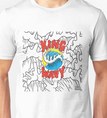 King Wavy  Unisex T-Shirt