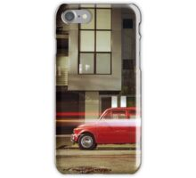 Little Red Car iPhone Case/Skin