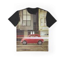 Little Red Car Graphic T-Shirt