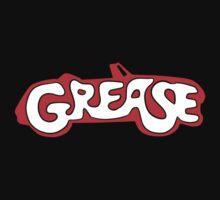 Grease Logo by NatsReksio