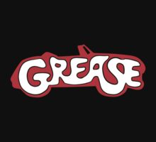 Grease Logo by NatsReksio