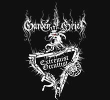 """Einheitsfront Sigil: """"Extremist Occultist"""" & Logo T-Shirt"""