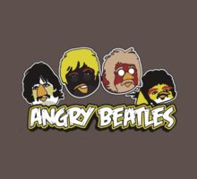 Angry Beatles by Lory83