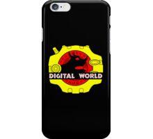 Digital World iPhone Case/Skin