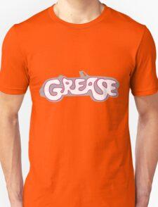 Grease Logo Grey T-Shirt
