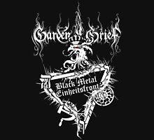 """Einheitsfront Sigil: """"Black Metal Einheitsfront"""" & Logo Unisex T-Shirt"""