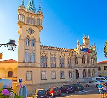 Câmara Municipal de Sintra by terezadelpilar~ art & architecture