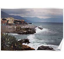 Genoa, Italy Poster
