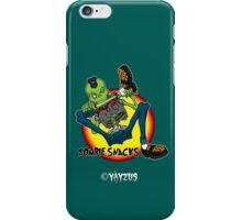 zombie snack iPhone Case/Skin