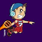 Basketball Power Shot, Sports, ball, NBA, jam, dunk, slam, hoop by TishatsuDesigns