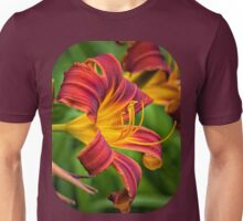 Red Lily Unisex T-Shirt