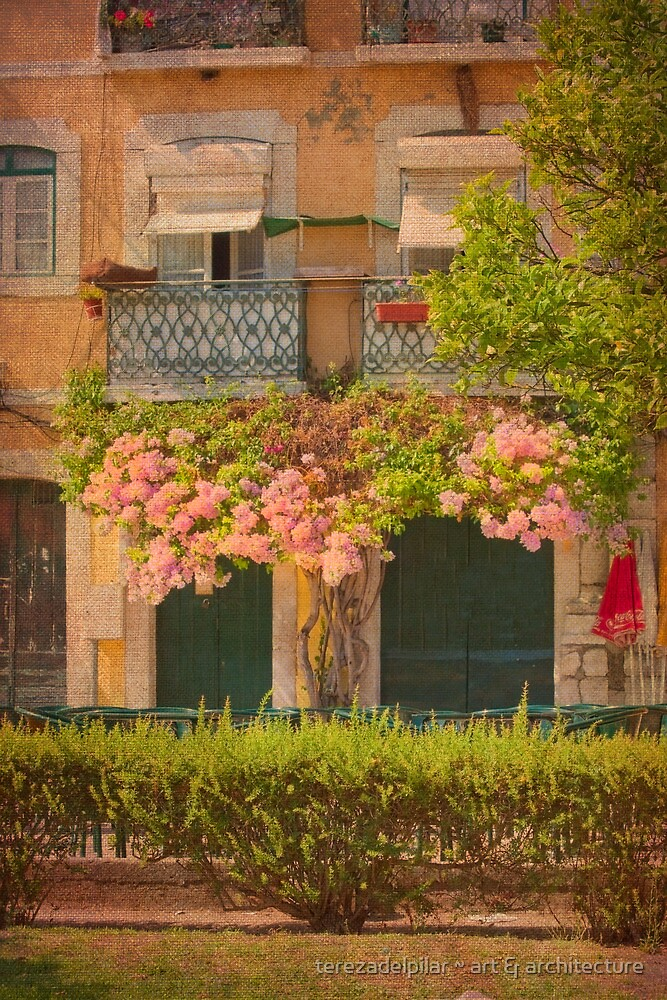 flower's house by terezadelpilar ~ art & architecture