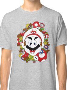 SuperMario a La Warhol Classic T-Shirt
