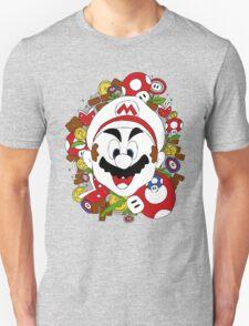 SuperMario a La Warhol T-Shirt