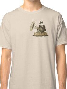 Gramophone Dj design Classic T-Shirt