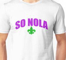 So Nola Unisex T-Shirt