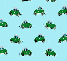 Mexican taxi's wallpaper by funkyworm