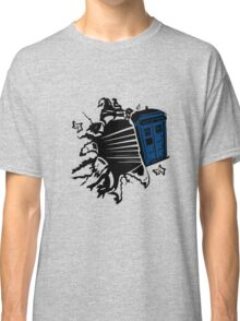 Doctor Who T-Shirts & Hoodies Classic T-Shirt