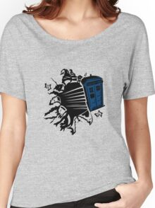Doctor Who T-Shirts & Hoodies Women's Relaxed Fit T-Shirt