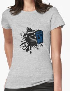 Doctor Who T-Shirts & Hoodies Womens Fitted T-Shirt