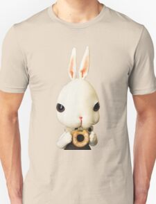 Mr. Bunny loves donut T-Shirt