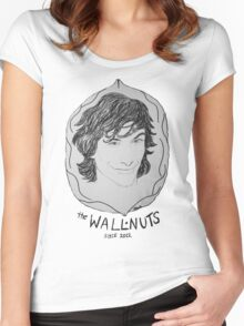 Wally Wallnut Women's Fitted Scoop T-Shirt