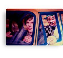 Yo Holmes, smell ya later!  Canvas Print