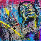 Jimi Hendrix #2 by MWMcCullough