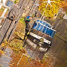Leeds Liverpool Canal, Skipton by Stephen Knowles