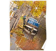 Leeds Liverpool Canal, Skipton Poster