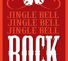 Jingle Bell Rock by threeblackdots